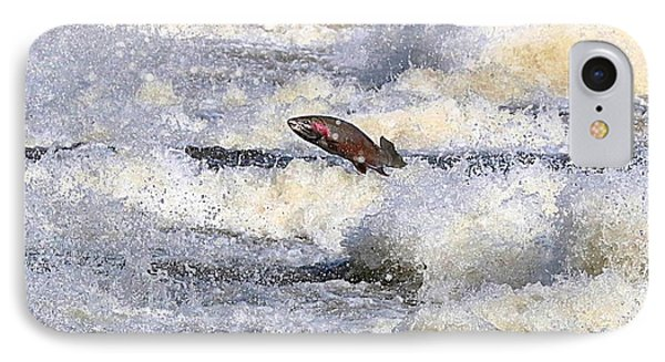 Trout IPhone Case by Robert Pearson