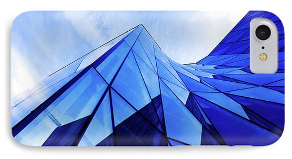 IPhone Case featuring the photograph True Blue by Stefan Nielsen