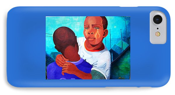 True Brotherly Love IPhone Case