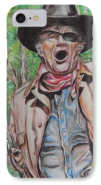 True Grit IPhone Case by Martin Williams