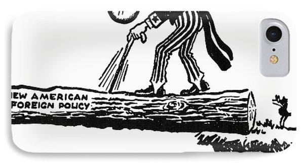 Truman Doctrine Cartoon Phone Case by Granger