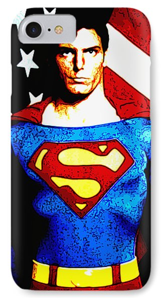 Truth And Jusice IPhone Case by Saad Hasnain