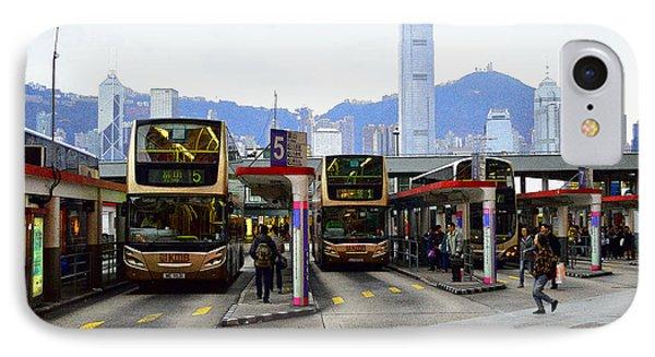 Tst Bus Terminal IPhone Case