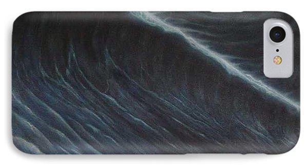 Tsunami IPhone Case by Angel Ortiz