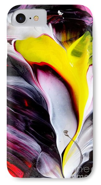 Tublar Rose IPhone Case by Fred Wilson