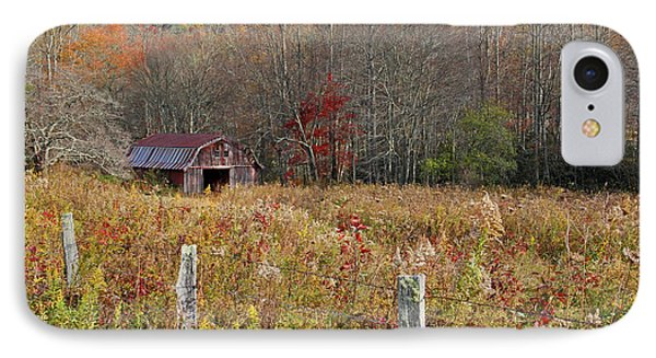 Tucked Away - Barns IPhone Case by HH Photography of Florida