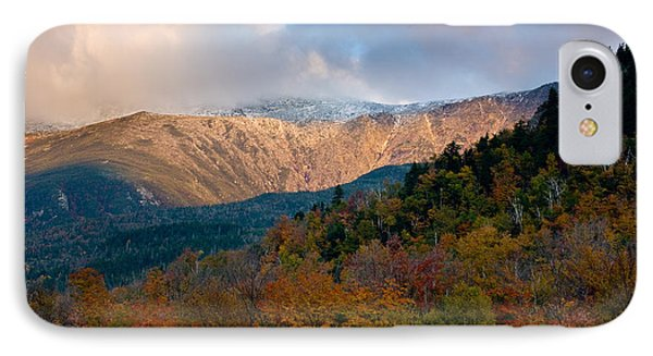 Tuckermans Ravine In Autumn IPhone Case by Susan Cole Kelly