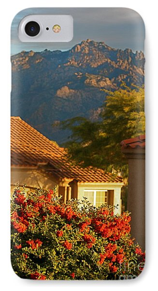 Tucson Beauty IPhone Case by Nadine Rippelmeyer