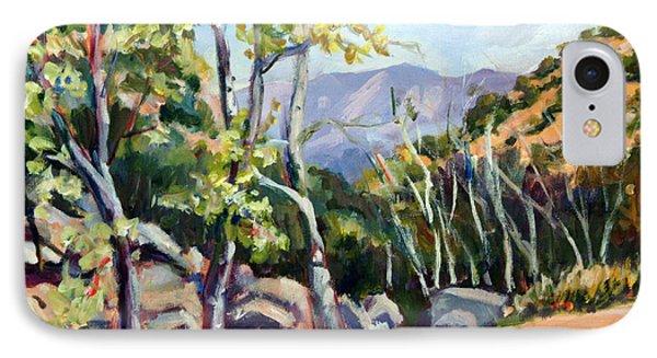 Tucson I IPhone Case by Alexandra Maria Ethlyn Cheshire