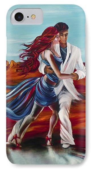 Tucson Tango IPhone Case by Summer Celeste