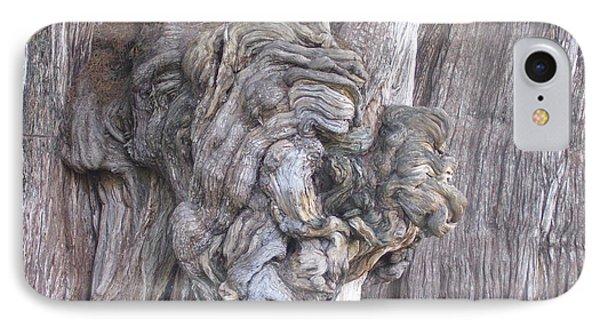 Tule Tree Spirit Phone Case by Michael Peychich