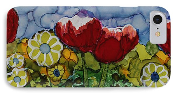 Tulip Bonanza IPhone Case