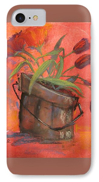 Tulip Bucket IPhone Case