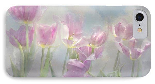 Tulip Dreams IPhone Case by Ann Bridges