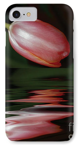 Tulip Reflections IPhone Case