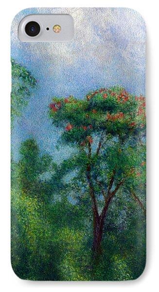 Tulip Tree Phone Case by Kenneth Grzesik