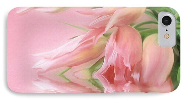IPhone Case featuring the photograph Tulip Wish by Elaine Manley