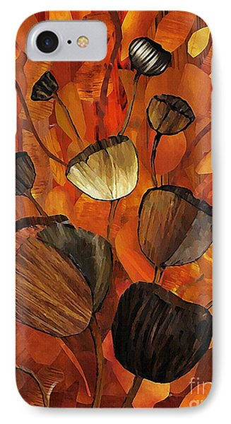 Tulips And Violins IPhone Case by Sarah Loft