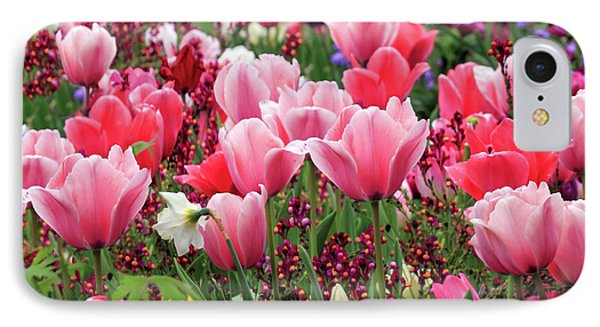 IPhone Case featuring the photograph Tulips by James Eddy