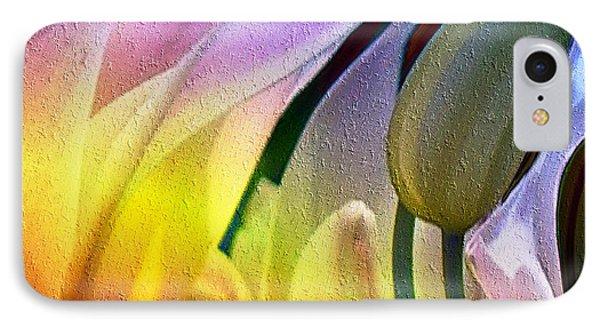 Tulips Secret IPhone Case