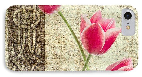 Tulips Vintage  IPhone Case