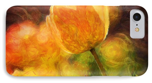 Tulips With A Moderntwist IPhone Case