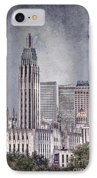 Tulsa Art Deco II IPhone Case by Tamyra Ayles