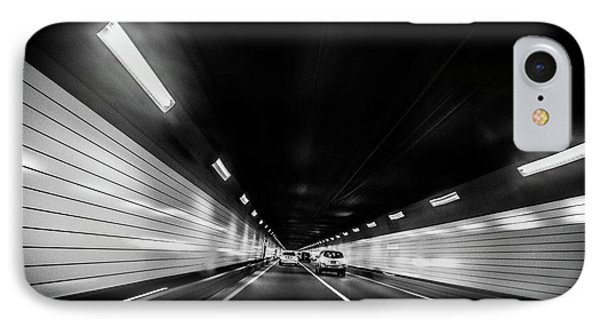Tunnel IPhone Case by Hyuntae Kim