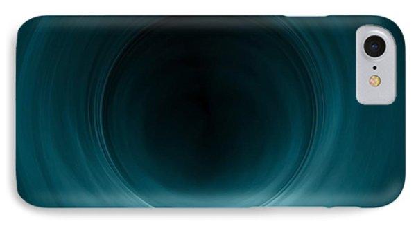 Swallow iPhone 7 Case - Tunnel Of Light by Geek N Rock