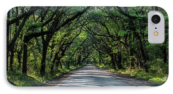 IPhone Case featuring the photograph Tunnel On Botany Bay by Jon Glaser