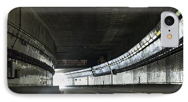 Tunnel Vision IPhone Case by John Greim