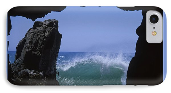 Tunnel Vision IPhone Case by Soli Deo Gloria Wilderness And Wildlife Photography