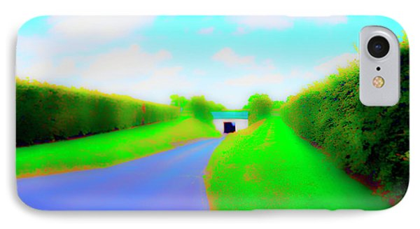 Tunnell On The  Thames IPhone Case by Jan W Faul
