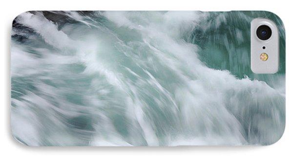 Turbulent Seas IPhone Case