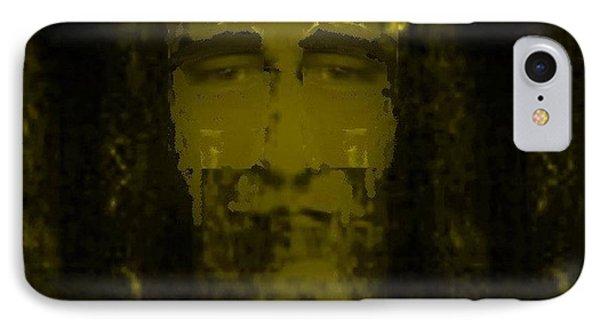 Shroud Of Turin Transfiguration IPhone Case by Jose Galindo