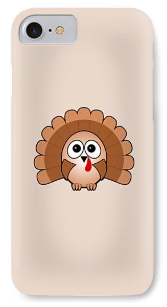 Turkey - Birds - Art For Kids IPhone Case
