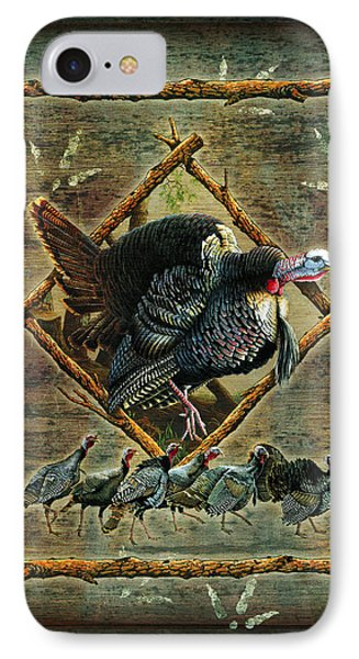 Turkey iPhone 7 Case - Turkey Lodge by JQ Licensing