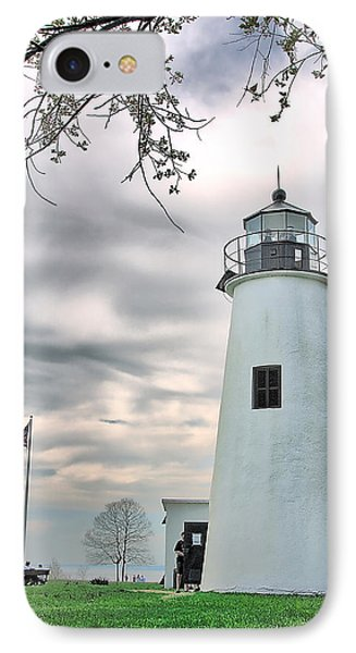 Turkey Point Lighthouse IPhone Case