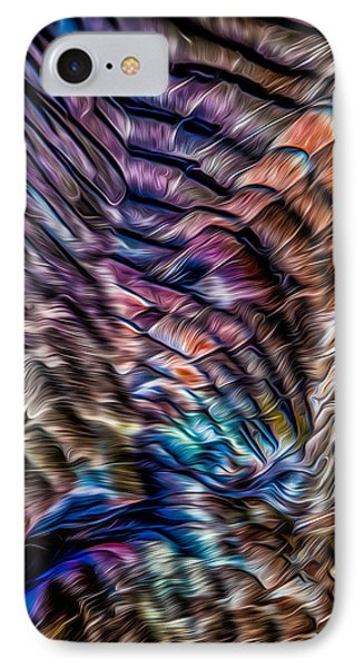 IPhone Case featuring the photograph Turkey Sides by Rikk Flohr