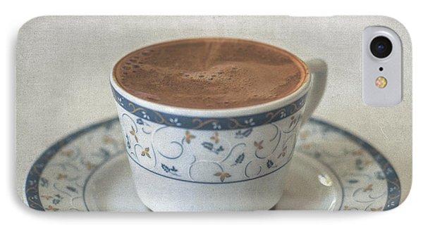 Turkish Coffee Phone Case by Taylan Apukovska