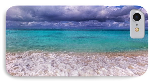Turks And Caicos Beach IPhone Case