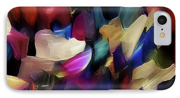 IPhone Case featuring the digital art Turn Off The World And Tarry by Margie Chapman