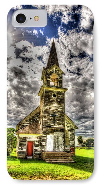 Turnbridge Church Nd IPhone Case by Kevin Bone