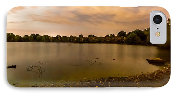 Turners Pond After Dark IPhone Case