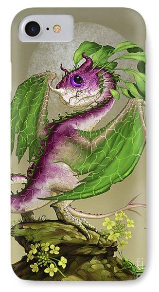 Turnip Dragon IPhone 7 Case