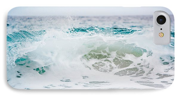 Turquoise Beauty IPhone Case by Shelby Young