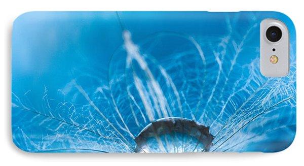Turquoise IPhone Case by Elena E Giorgi