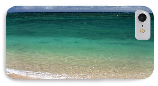Turquoise Water Of Kanaha Beach Maui Hawaii Phone Case by Pierre Leclerc Photography
