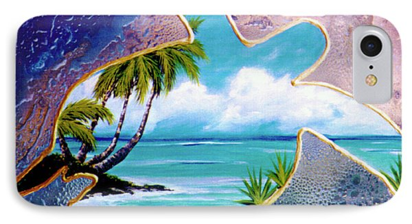 Turtle Bay #144 Phone Case by Donald k Hall