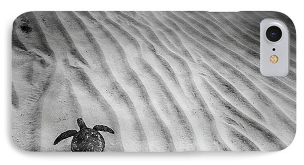 Turtle Ridge IPhone 7 Case by Sean Davey